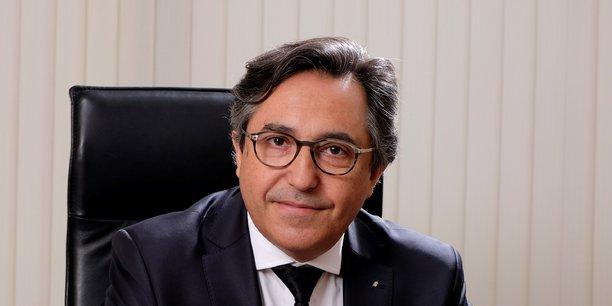 Touhami Rabii, Président-Directeur général de Gemadec
