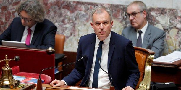 « La détermination à agir, à conduire des réformes doit rester forte, malgré les oppositions qui sont par ailleurs légitimes », déclare François de Rugy.