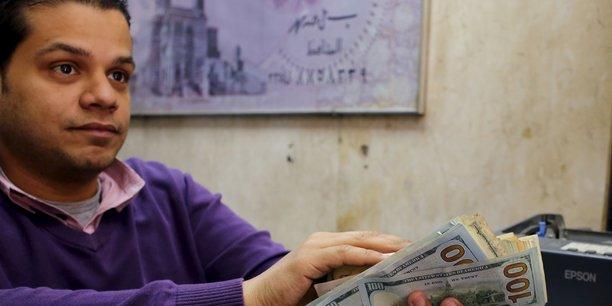 Les réserves de changes égyptiennes ont été remises à flot après la libéralisation du taux de change conjuguée à la batterie de mesures préconisées par le FMI.