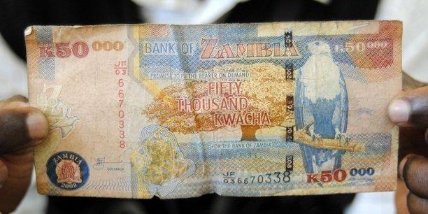 Le taux d'inflation en Zambie devrait se maintenir à moyen terme à un chiffre dans un segment allant de 6% à 8%.