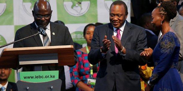 Le president sortant proclame vainqueur au kenya[reuters.com]