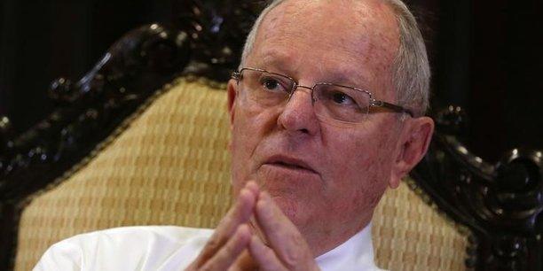 Le president peruvien appelle nicolas maduro a se retirer[reuters.com]