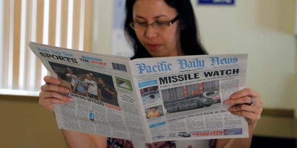 Les habitants de guam resignes face a la menace nord-coreenne[reuters.com]