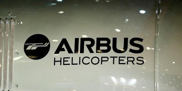 L'iran negocie l'achat de 48 helicopteres civils avec airbus[reuters.com]