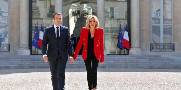 Le couple presidentiel en villegiature a marseille[reuters.com]