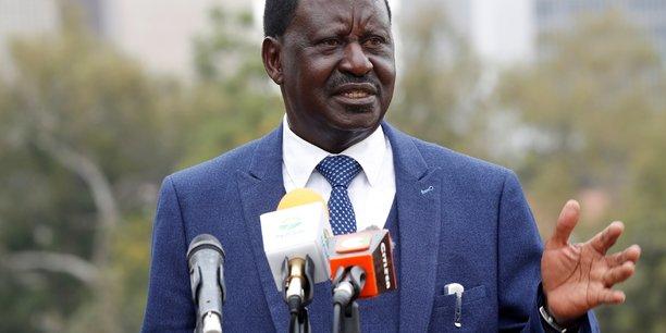 Kenya: odinga appelle a cesser le travail[reuters.com]