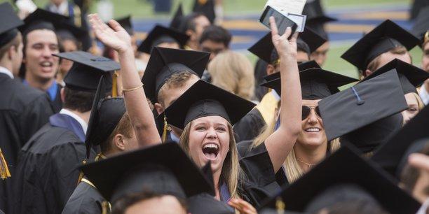 La France peut mieux faire — Palmarès des universités