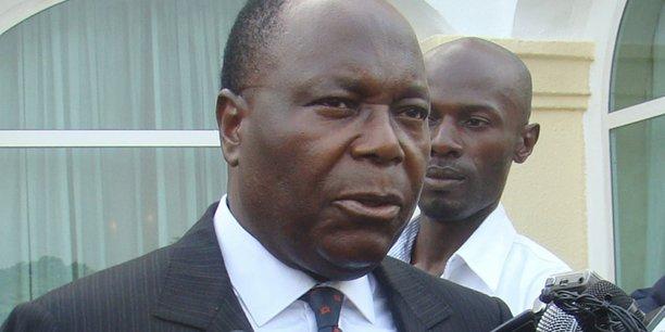 Clément Mouamba, Premier ministre du Congo Brazzaville.