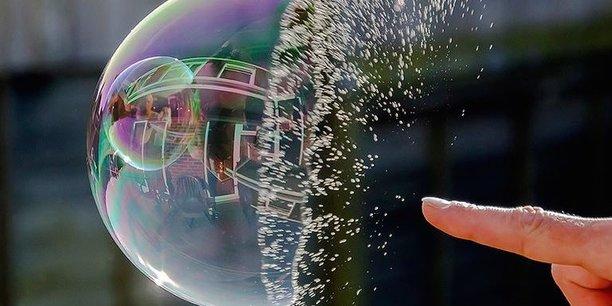 Bourses : un scénario de bulles localisées se dessine - La Tribune