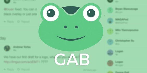 Le réseau social Gab, fondé en 2016, par un startuppeur pro-Trump, gagne de nombreux utilisateurs et des soutiens financiers depuis les événements de Charlottesville.