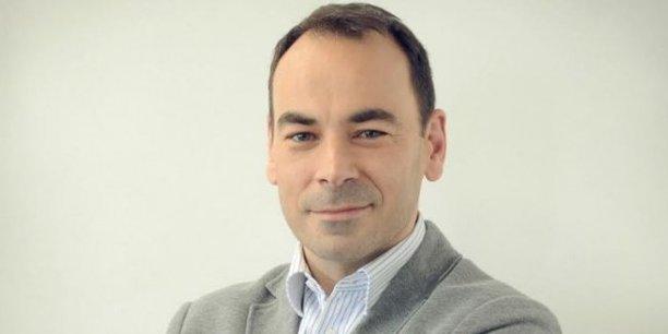 Fabien Rech, Directeur Régional de McAfee
