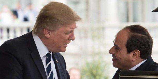Al Sissi paie cher les violations des droits humains — Egypte-USA