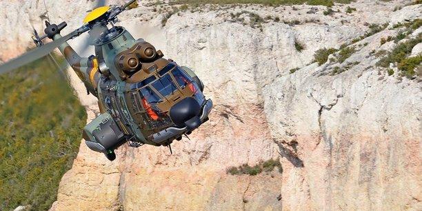 La chaine d'assemblage de l'hélicoptère de transport H215 située à Brasov permet à Airbus Helicopters d'attaquer le marché utilitaire des ex-pays de l'est et d'Amérique latine avec un produit performant (prix et fiabilité) face à la concurrence russe.