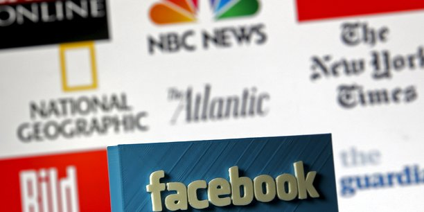 Lancée en 2015 en France, la fonction Instant Articles permet d'accélérer le temps de chargement des articles de médias sur l'application mobile de Facebook.