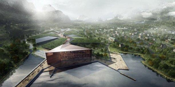 Cette installation pourrait permettre de créer plusieurs milliers d'emplois dans la région de Ballangen selon la société Kolos à l'origine du projet.