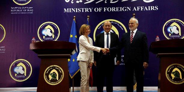 La France va accorder un prêt de 430 millions d'euros à l'Irak