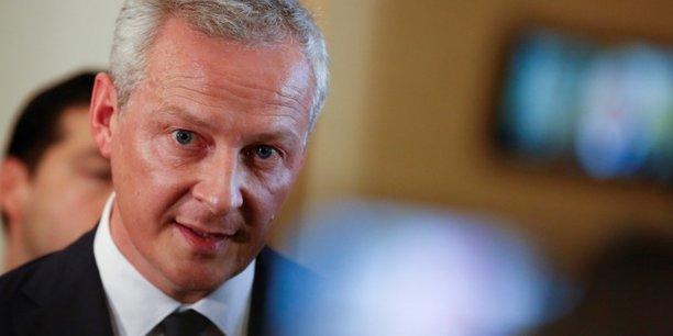 Nous sommes le pays développé qui a le montant de dépenses publiques le plus important par rapport à sa richesse nationale, a déclaré Bruno Le Maire.