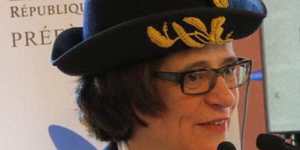 Marie christine dokh lar pr sidente de la chambre - Chambre regionale des comptes rhone alpes ...