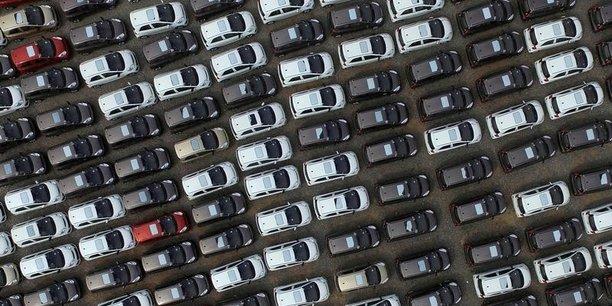 Hausse de 9,4% des immatriculations en août — Marché automobile français