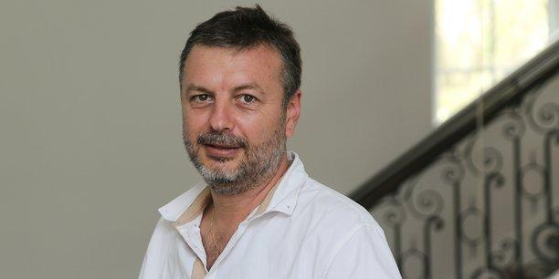 Cédric Mallet, managing director de Numa Toulouse.