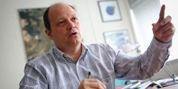Lionel Suchet est jusqu'ici directeur de l'innovation au sein du Cnes.