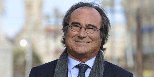 François Commeinhes, sénateur-maire Les Républicains de Sète.
