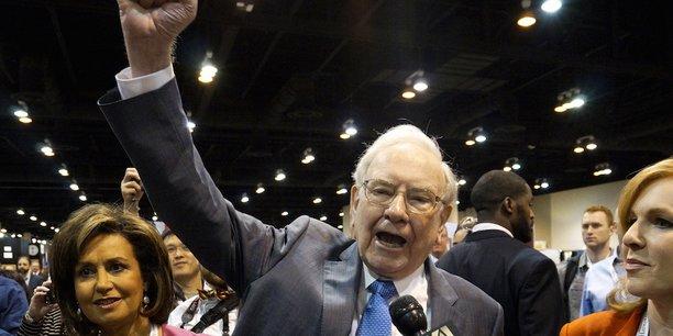 Alors que l'établissement, secoué par les doutes sur sa solidité financière, avait perdu la moitié de sa valeur en Bourse en 2011, Warren Buffet était apparu comme un chevalier blanc en y misant près de 5 milliards de dollars.