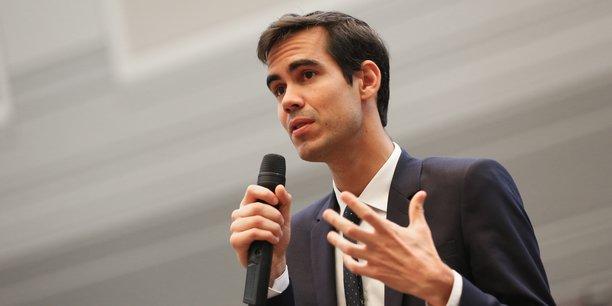 Nicolas Hazard, fondateur d'INCO et président du conseil stratégique de la Ville de Paris.