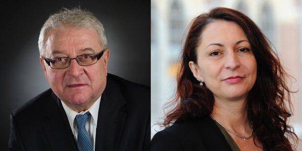 Pierre Bardelli et Elisabetta Magnaghi