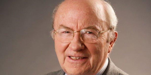 Pr Claude Huriet, Sénateur honoraire et Membre honoris causa de l'Académie de médecine