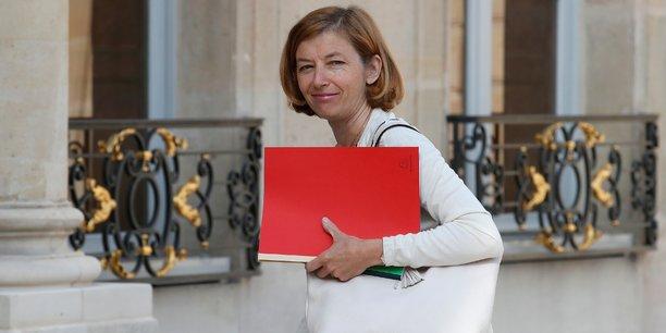 La ministre des Armées Florence Parly souhaiterait trouver des modes de financement innovants pour accélérer le renouvellement des matériels