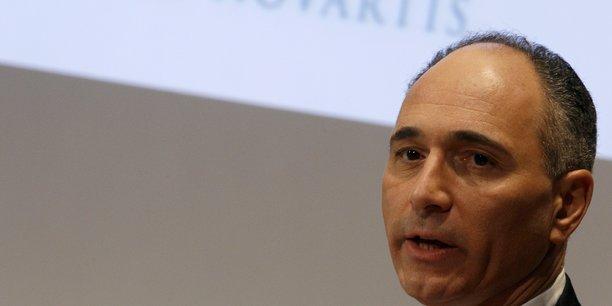Joseph Jimenez a misé sur les nouvelles médecines, plus particulièrement en oncologie.