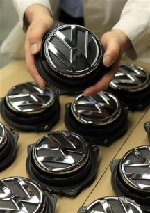 Volkswagen archi-rentable face à Ford, General Motor et Renault / Photo Reuters