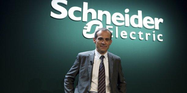 Schneider Electric va prendre le contrôle d'Aveva