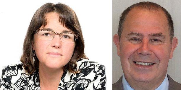 Maria Paublant et Dominique Astier rejoignent Banque Populaire Auvergne Rhône-Alpes.