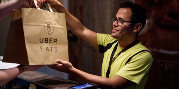 Un tiers des utilisateurs d'UberEATS, chaque semaine, sont des nouveaux clients.
