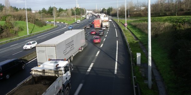 L'intérim a littéralement explosé dans le transport routier néo-aquitain.