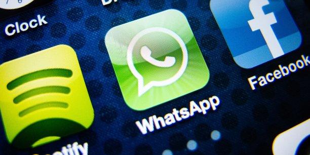WhatsApp va lancer une application de relation client