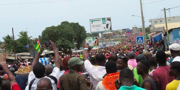 Nouvelle manifestation de masse à Lomé à l'appel de l'opposition — Togo