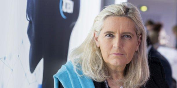 Focus sur Marie-Laure Pochon, présidente Acteon