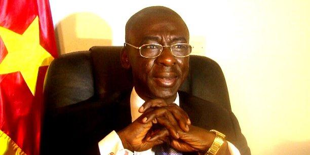 Ibrahim Zakari, directeur du Centre de commerce extérieur et des relations extérieures (CCERE) du Cameroun.