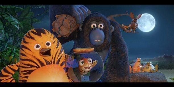 TAT Productions, producteur des As de la Jungle, est aujourd'hui la figure de proue de la filière animation dans la région Occitanie