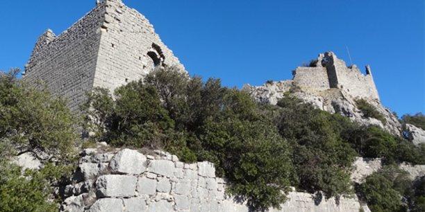 Le projet de valorisation du château (XIIe siècle) sera exposé à la CCSPL jusqu'à décembre 2017