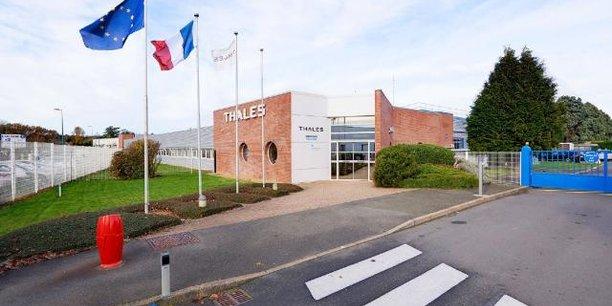 Le futur centre de compétence industriel inauguré à Casablanca est spécialisé dans la fabrication additive métallique également appelée «impression 3D». (Photo : site de Vendôme en France du groupe Thales).