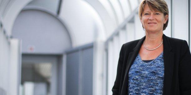 Cécile Déchand, directrice de la Fondation Université Savoie Mont-Blanc.
