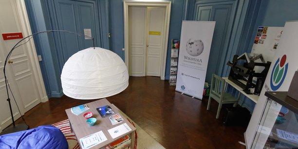 Siège de Wikimédia France, rue de Cléry à Paris