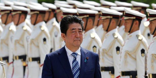 Le chef du gouvernement s'est exprimé devant des gradés des Forces d'autodéfense (nom de l'armée japonaise), à quelques heures de discussions au sein du Conseil de sécurité des Nations unies sur de nouvelles sanctions plus sévères envers la Corée du Nord.