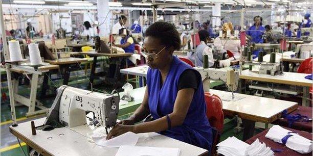 En Ethiopie, le secteur du textile bénéficie du soutien du gouvernement au point que les coûts de production seraient jusqu'à dix fois chers moins, comparés à ceux de certains pays de l'Afrique de l'Est.
