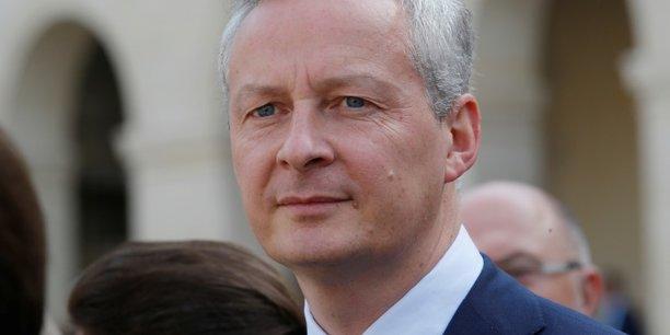 Bruno Le Maire a précisé, dans un entretien au journal Les Echos, les conditions d'entrée en vigueur du prélèvement forfaitaire unique (PFU).