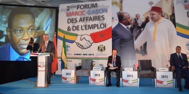 Des hommes d'affaires gabonais à Rabat pour un forum économique — Maroc